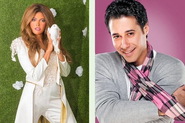 أحمد السعدني وريهام حجاج