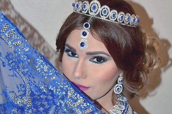 المغربية هناء الإدريسي تعود إلى الغناء بأغنية من إنتاجها