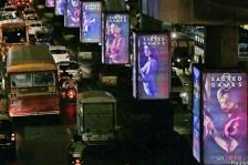 لافتات الافلام في مومباي