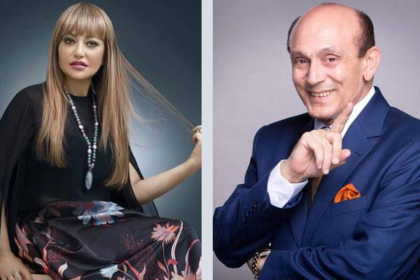 محمد صبحي وليلى علوي