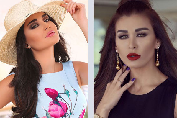 نادين الراسي وسيرين عبد النور