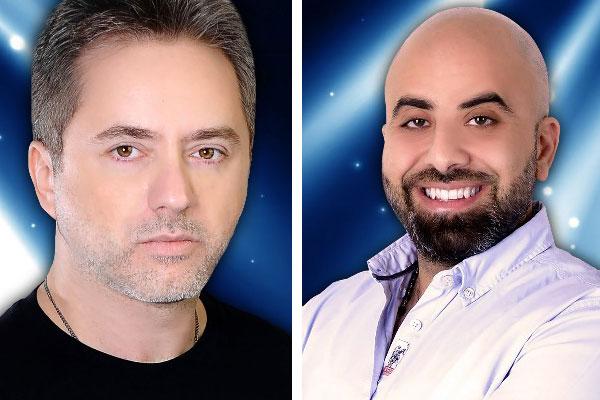 هشام حداد ومروان خوري