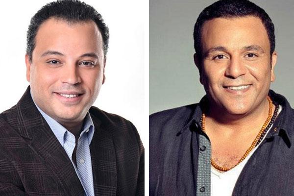 محمد فؤاد وتامر عبد المنعم