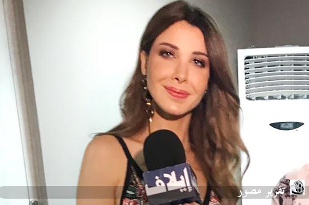 نانسي عجرم متحدثة لكاميرا إيلاف من كواليس حفلها في موازين ٢٠١٨