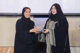تكريم منى المنصوري في قائمة أبرز النساء الإماراتيات
