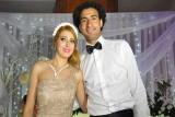 علي ربيع في يوم الزفاف
