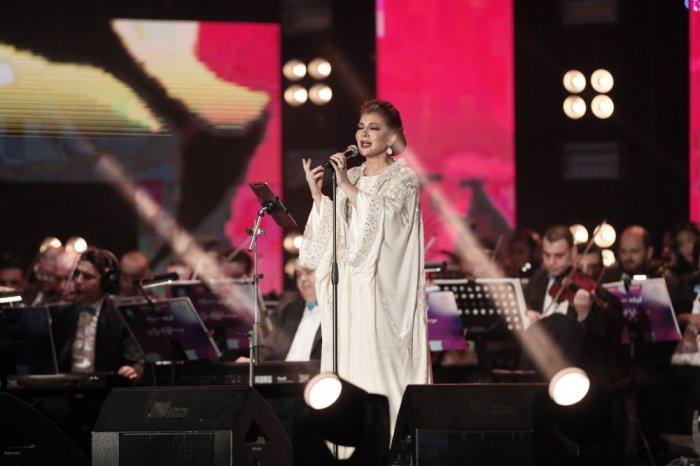 ليلة سهم الأمير الفنان في بوليفارد الرياض