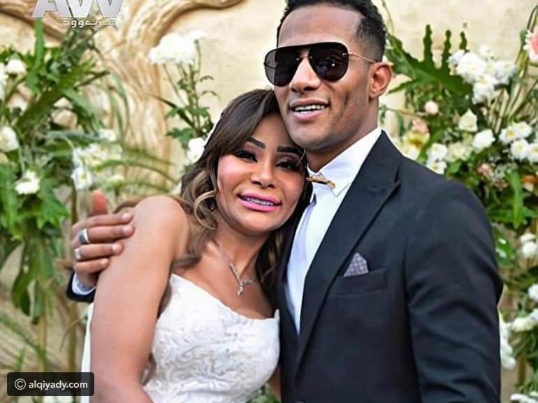 حفل زفاف شقيقة محمد رمضان ينتهي بتدخل الشرطة والقبض على العريس