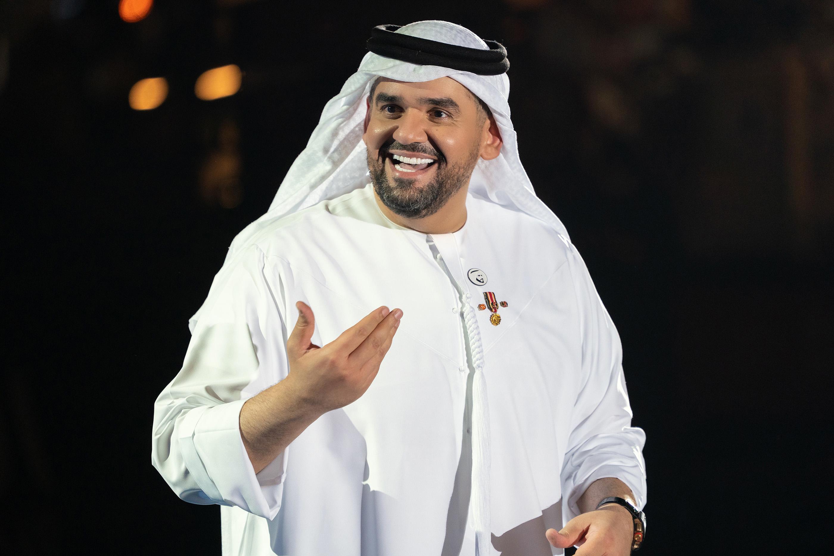 الجسمي يفتتح مهرجان دبي للتسوق بحفل مليء بالمفاجآت