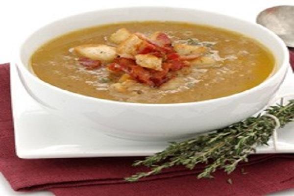 حساء الكستناء
