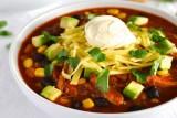 الحساء المكسيكي بالدجاج