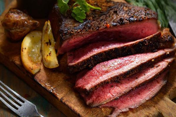لحم البقر المشوي