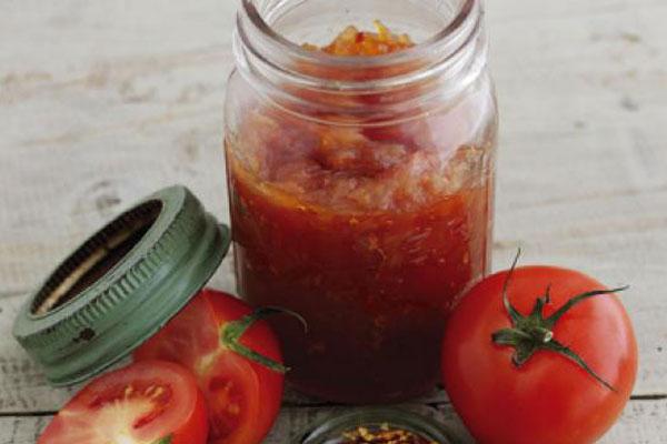صلصة الطماطم المحفوظة