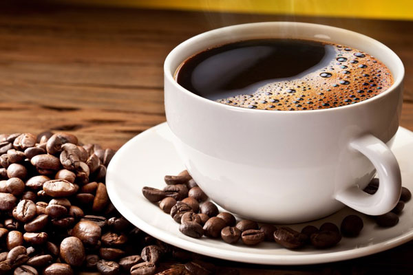القهوة الزكية