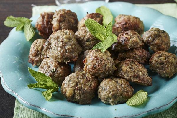 كرات اللحم المغربية