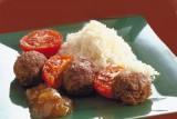 اللحم المقلي مع الخُضَر