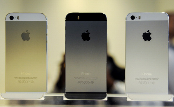 هاتف آي فون 5 أس الجديد