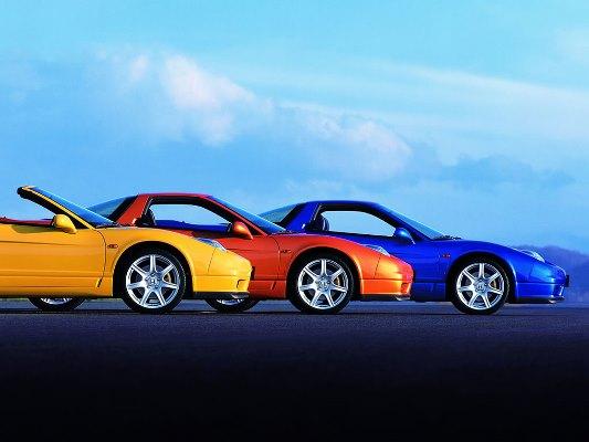 السيارات وموضة الألوان أيضا
