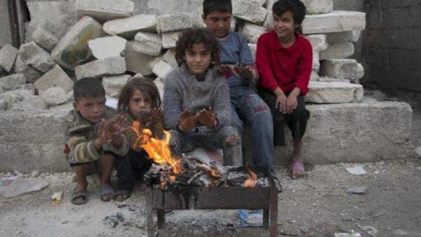 الأطفال يدفعون ثمن النزاعات