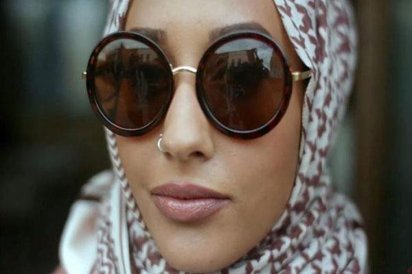 الحجاب ليس عائقًا أمام طموحات إدريسي