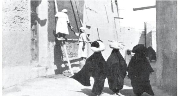 العباءة الكويتية الشائعة