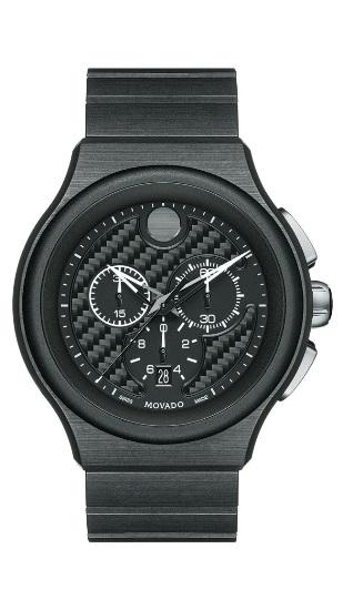 ساعة من مجموعة Quartz Chronograph من موفادا