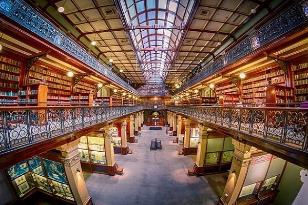 المكتبة العامة في جنوب استراليا