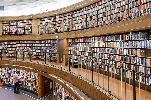 مكتبة ستوكهولم العامة