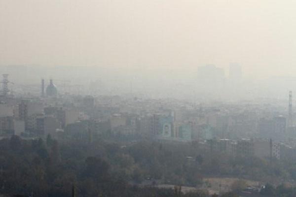 مدارس طهران مقفلة بسبب التلوث