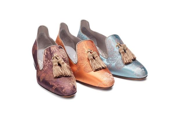سانتوني تطلق تشكيلة أحذية نسائية بالتعاون مع شركة روبيلي