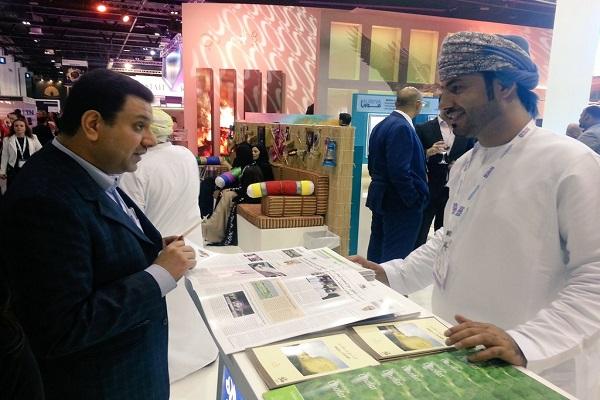 جناح سلطنة عُمان في سوق السفر العربي يستقطب شركات السياحية العالمية