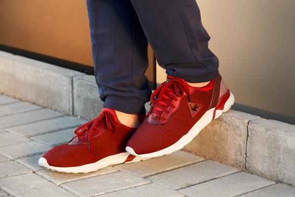 الحداثة سمة أحذية Le Coq Sportif الرياضية