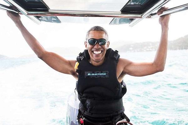 أوبرا تفصح عن طبيعة الرحلات السياحية مع أوباما