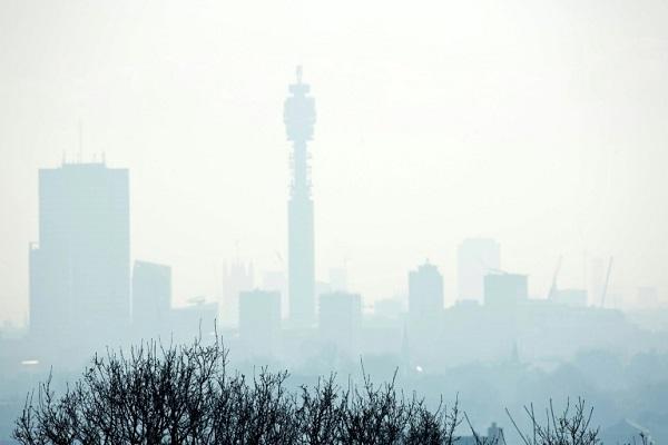 تلوث الهواء وانعكاسه على الصحة