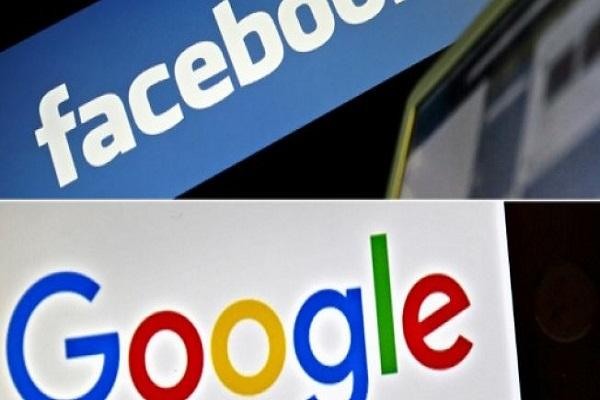 وكالات أنباء تتهم غوغل وفيسبوك بـ
