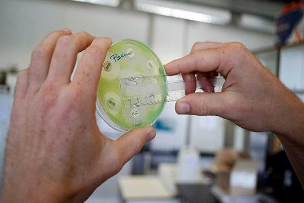 كشف البكتيريا شديدة المقاومة بأقل من ساعة