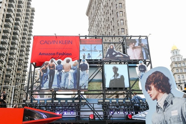 كالفن كلاين تقيم حفلاً للنجم آيساب روكي في نيويورك