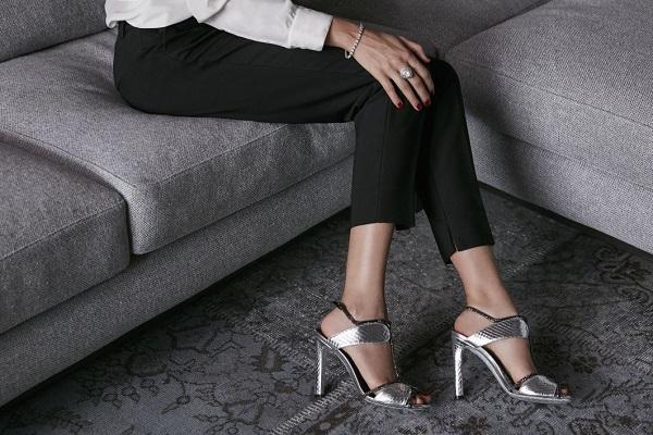 رينيه كوفيلا تطلق تشكيلة أحذيتها النسائية لخريف وشتاء 2018
