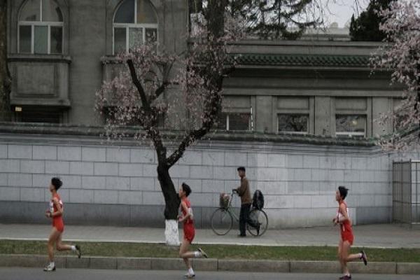 السفارة الصينية في بيونغ يانغ ف