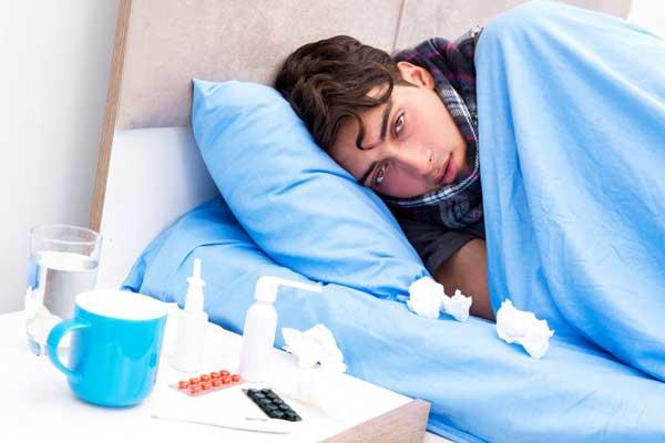 لا تستخفوا بالأنفلونزا فهي الأكثر انتشارًا من طريق العدوى