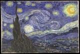 لوحة فان غوغ الشهيرة