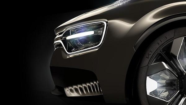 كيا تكشف عن سيارتها الكهربية الجديدة في معرض جنيف للسيارات