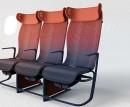 مقعد ذكي يوفر راحة أكبر لمسافري الدرجة الاقتصادية