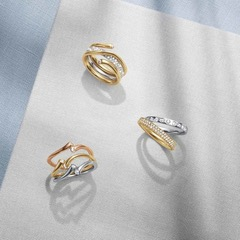 البساطة والجمال في تشكيلة مجوهرات Magicمن جورج جنسن