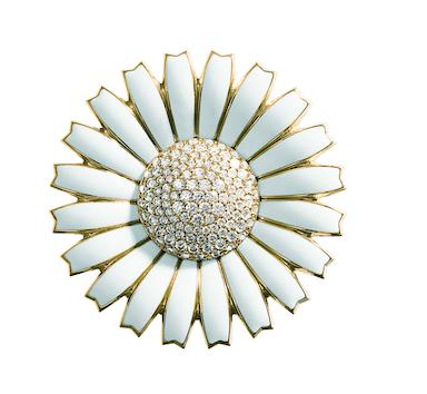 DAISY .. تشكيلة مجوهرات أنيقة من إبداع جورج جنسن