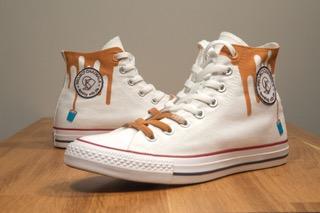 حذاء رياضي ثمرة تعاون بين Project Chaiwalaو Converse