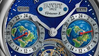 ساعة جديدة من بوفيه