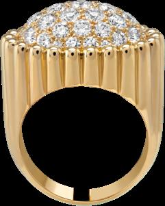 Perlée خاتم جديد من توقيع فان كليف أند آربلز
