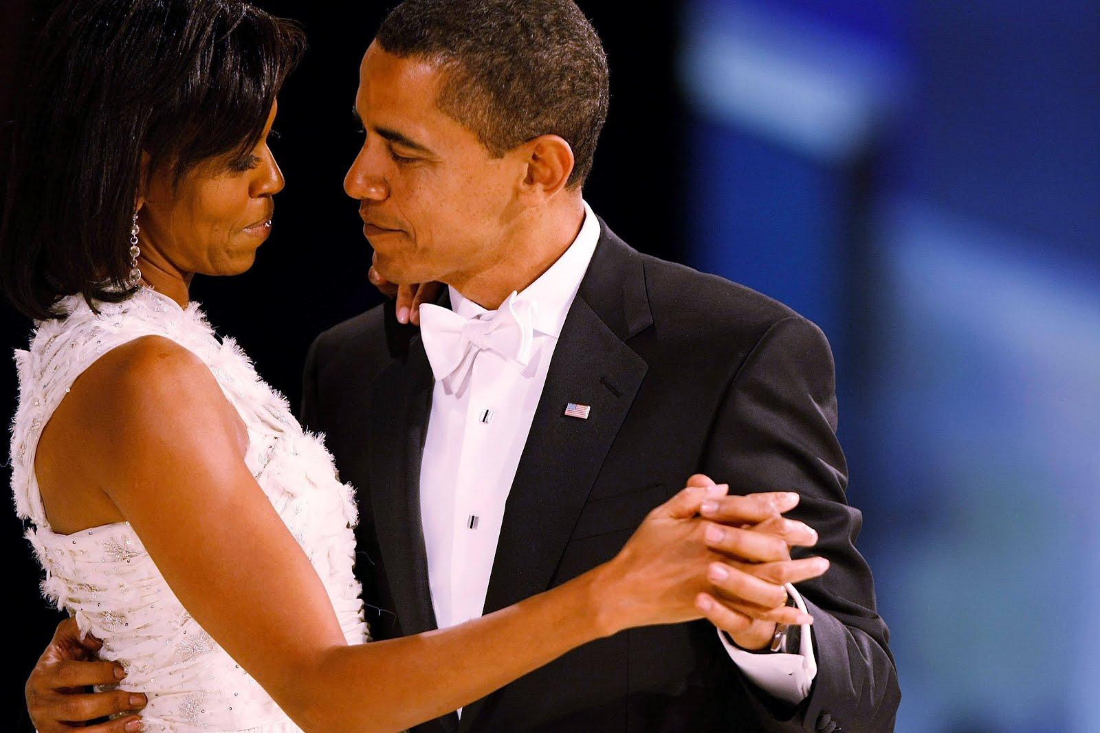 هل يوشك زواج ميشيل وباراك أوباما على الإنهيار؟