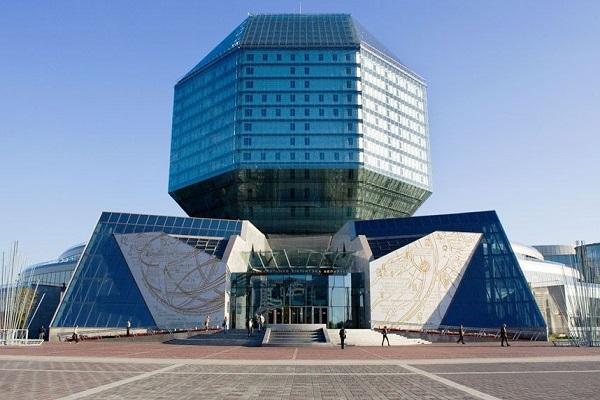 المكتبة الوطنية في بيلاروسيا